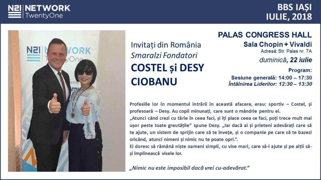 BBS Iași @ Palas Congress Hall - Sala Chopin + Vivaldi | Iași | Județul Iași | România