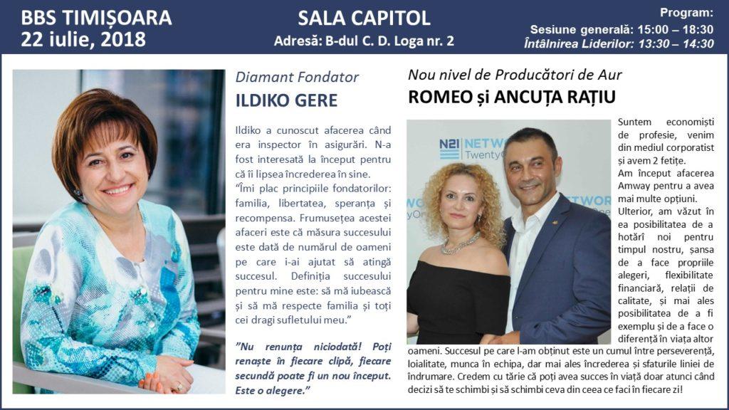 BBS Timișoara @ Sala Capitol a Filarmonicii Banatul | Timișoara | Județul Timiș | România