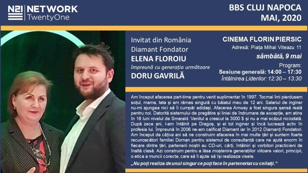 BBS CLUJ NAPOCA @ Cinema Florin Piersic