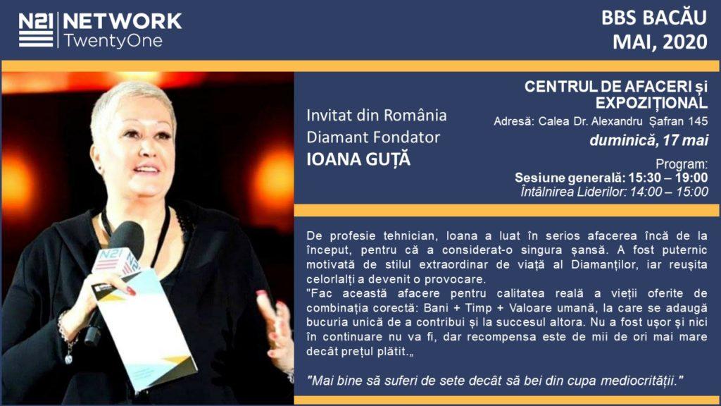 BBS BACĂU @ Centrul de Afaceri și Expozițional Bacău